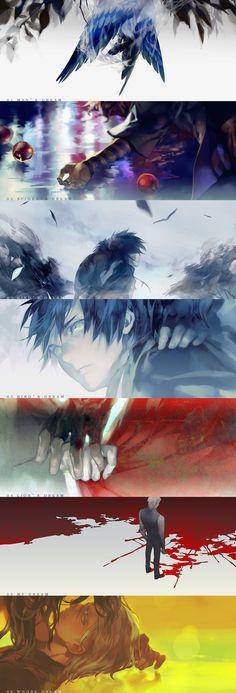 「[企划收录:Fate/weibo]Prologue—CH.2」/「零@SAN値不足」の漫画 [pixiv]