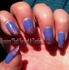Powers That Be Art And Design, Nail Art, Done by hand