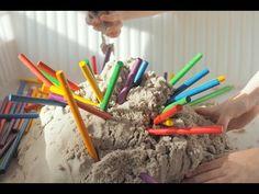 Zabawy dla dzieci w domu, kreatywne dzieci, zabawy dla 2-3 latków, zabawy dla 4-5 latków, moje dzieci kreatywnie, kreatywnie w domu, zabawy w przedszkolu. Sensory Activities, Flower Crafts, Preschool Crafts, Cute Animals, Nursery, Flowers, Kids, Pretty Animals, Young Children