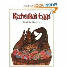 Rechenkas Eggs (Paperstar): Patricia Polacco: 9780698113855: Amazon.com: Books