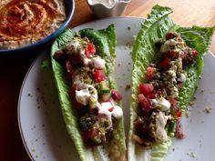 Chicken Shawarma Salad   The Kitchen Faerie