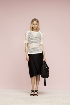 Dissecting the Awesomeness of Kate Spade Saturday's Pre-Fall 2014 Collection Fall Lookbook, Kate Spade Saturday, Must Have Items, Window Shopping, Hustle, Must Haves, Fashion News, Sidewalk, Stylish