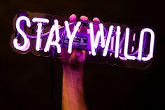 STAY WILD XX