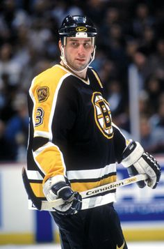 Cam Neely - Boston Bruins. One of my favorite of all time!