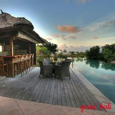 Perched high on the Bukit #peninsula, this spectacular property has views for miles across the Bukit, #JimbaranBay and up the west #coast; on a clear day even to Mt Batu Karu in central Bali, and the misty volcanoes of #EastJava.  Indah Manis features many #facilities for its guest's #delights. Everything from a mini-gym to private relaxation bales, even its own spa.  There are 4 bedrooms in the main house, and 1 bedroom in the honeymoon suite, each more like a fabulous resort suite with en-suite bathrooms (some of them open-air) and an additional dedicated room for children; a total of 5 full bedrooms on the property along with the children's room.  One Bedroom, starting rate at $ 245  Book your #villa #hotel #accommodation with us get the best rate offers. for futher inquiries email to; info@geriabalivacation.com hashtag #geriabali to see our collection and get featured www.geriabalivacation.com  #bali #Jimbaran #roomcritic #nevergoingtoboycottbali #hgtv #destinosmaravilhososbyeli #tbt #thosesummerdays__ #tgif #trip #luxwt #pinktrotters #magicpict #thegoldlist #earthpic #visitpic #theluxurylifestylemagazine #Instanusantara #travellerworld Mini Gym, Honeymoon Suite, On A Clear Day, Jimbaran, Volcanoes, Maine House, One Bedroom, West Coast, Villa
