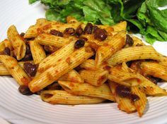 Pasta And Black Bean Salad With Roasted Red Pepper Dressing Recipe - Food.com: Food.com