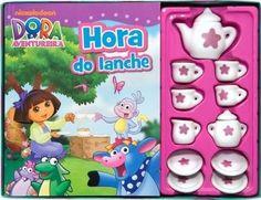 Livro Dora A Aventureira Hora do Lanche