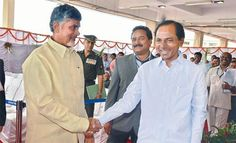 Chai to bring Chandrababu and KCR together on Independence Day Read complete story click here http://www.thehansindia.com/posts/index/2015-08-13/Chai-to-bring-Chandrababu-and-KCR-together-on-Independence-Day-169793