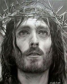 Religious tattoos, biblical art, jesus on the cross, heart of jesus, god je Christian Symbols, Christian Art, Religion, Jesus Tatoo, Christus Tattoo, Jesus Drawings, Jesus Mother, Pictures Of Jesus Christ, Religious Tattoos
