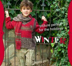 Kid Boys' Winter Fashions