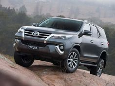 Toyota Starts Accepting Registrations For The New Fortuner Online - Here's More Details    After facing a lot of trouble with the recently lifted diesel ban in Delhi and other cities Toyota is joining the competition with the all-new version of its Fortuner.  Source:www.drivespark.com  Toyota Starts Accepting Registrations For The New Fortuner Online - Here's More Details  The new Fortuner has already been spotted at a few dealerships and the carmaker is calling for registrations from…