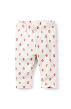 Tea Collection 'Aditi' Capri Leggings (Baby Girls) available at #Nordstrom