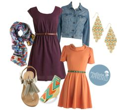 """Summer Work Look!"" by modcloth on Polyvore"
