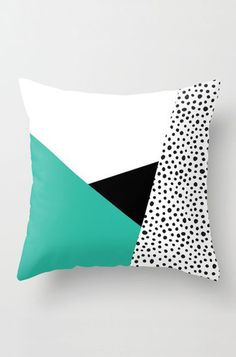 Incredibly Geometric Throw Pillows Ideas Living Room Incredibly Geometric Throw Pillows Ideas Living Room Geometric throw pillow cover pastel pink white by VanillaGreyShop More Coussins décoratifs géométriques coussins/couverture, géométri. Diy Pillow Covers, Diy Pillows, How To Make Pillows, Decorative Pillow Covers, Custom Pillows, Handmade Cushions, Pillow Ideas, Patchwork Cushion, Patchwork Patterns