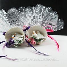 Kuşlu Nikah Şekeri Çiçekli Kabuk (ID#955889): satış, İstanbul'daki fiyat. Arı Nikah Şekeri Ve Süs adlı şirketin sunduğu Deniz Ürünleri , Kabuk Nikah Şekerleri