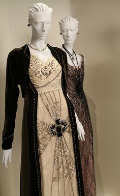 Downton Abbey: Art of Television Costume Design Exhibit: FIDM Displays TV Costumes (PHOTOS)