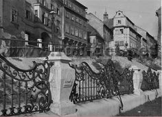 Bratislava, Old Street, Historical Photos, Tower, Street View, Photography, Squares, Pictures, Cinema
