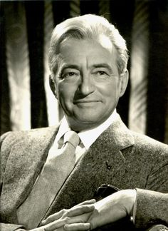Claude Rains - One of my all time favorite character actors.
