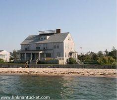 37 Hulbert Avenue (Great Point Properties) - Brant Point, Nantucket, #travel #beach
