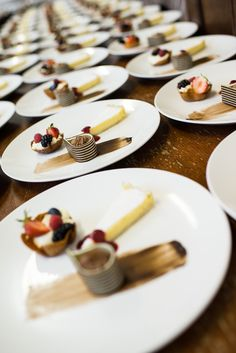 #Food at Hengrave, thanks to Milsoms Catering #wedding