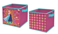 Disney Frozen Storage Cubes 2Pack >>> Check this awesome product by going to the link at the image.