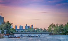 Check out Chill out time by ChristianThür Photography on Creative Market Vienna Austria, Architecture Photo, New York Skyline, Chill, Photos, Pictures, Marketing, Creative, Water