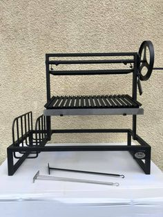 """""""BM G-1"""" Argentine Grill - BBQ mates Led Closet Light, Closet Lighting, Barbecue Grill, Grilling, Argentine Grill, Wood Charcoal, Bbq Kitchen, Stainless Steel Grill, Grill Grates"""