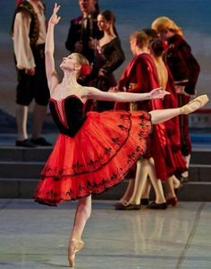 Don Quixote: Angelina Vorontsova