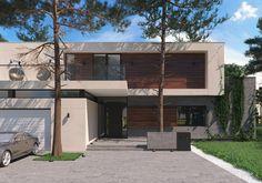 Загородный дом в поселке Калачево, Архитектурное бюро Александры Федоровой