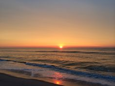 Sunrise in Mantoloking - http://www.suzieanded.com