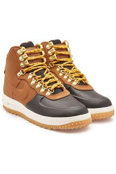 sports shoes 4b4fc 57688 NIKE LUNAR FORCE 1 DUCKBOOT  18 HIGH-TOPS.  nike  shoes. ModeSens Men