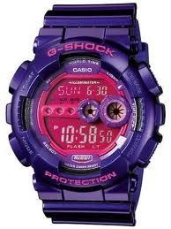 Sport watches#Best women's watches#Casio Unisex G-Shock Watch GD100SC-6