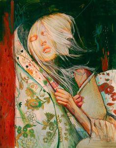 "Alexandra Levasseur ""Sonambula"" / Embodied <3"