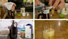 How to make root beer (video)