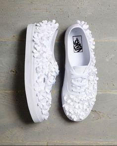 Shoes by 2018 Vans Custom Culture ambassador, Kelsie Hayes of The Popup Florist.