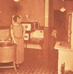 a typical 1920s kitchen - Google Search  with <3 from JDzigner www.jdzigner.com