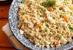 11 alacsony zsírtartalmú egytálétel Hungarian Recipes, Hungarian Food, Paella, Fried Rice, Starters, Risotto, Entrees, Side Dishes, Tasty