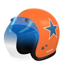 Custom 500 Retro Star Check this out! My very personal #helmade design on helmade.com :https://www.helmade.com/en/helmet-design-bell-custom-500-retro-star.html