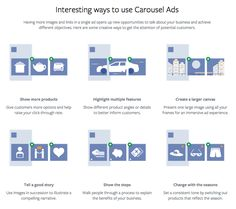 Learn why Facebook carousel ads are killing it!