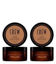 american crew pomade 2x #American #Crew #haarproducten #haarverzorging #kappersbenodigdheden #barbershop #heren #man