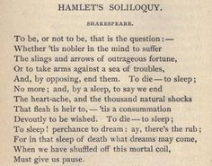 When's the last time you srsly read this and thought it through? When it wasn't for a grade? Ponder the implications. #hamlet #wisdom