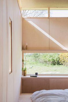 Slate Cabin by Trias