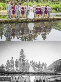 creative wedding photo ideas/Bridget Rochelle Photography