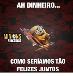 Meu par perfeito...<3 Bom dia!! #minions  #minionsworld #banana #minionslove  #minionsmovie #minionsrule #minionscake #minionsstyle  #minionsparty  #minionmovie #minionmoments