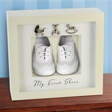 My First Shoes Display Box