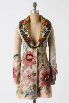 jacket coat bohemian