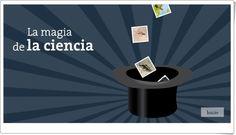 """""""La Magia de la Ciencia"""" es un juego, de educaixa.com, en el que se participa en el proceso de descubrimiento de qué animal se trata indicando sus características y aplicando una clave dicotómica."""