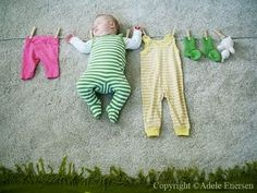 love this idea. :) Baby Photography