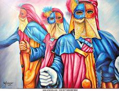 cara de monocuco del carnaval para decorar - Buscar con Google Princess Zelda, Painting, Ideas Para, Fictional Characters, Google, Color, Carnavals, Paintings, Colour
