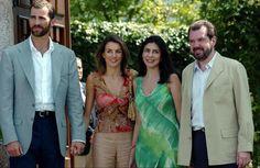Felipe y Letizia en la boda de Jesús y Ana (Gtres)